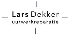 Lars Dekker uurwerkreparatie -