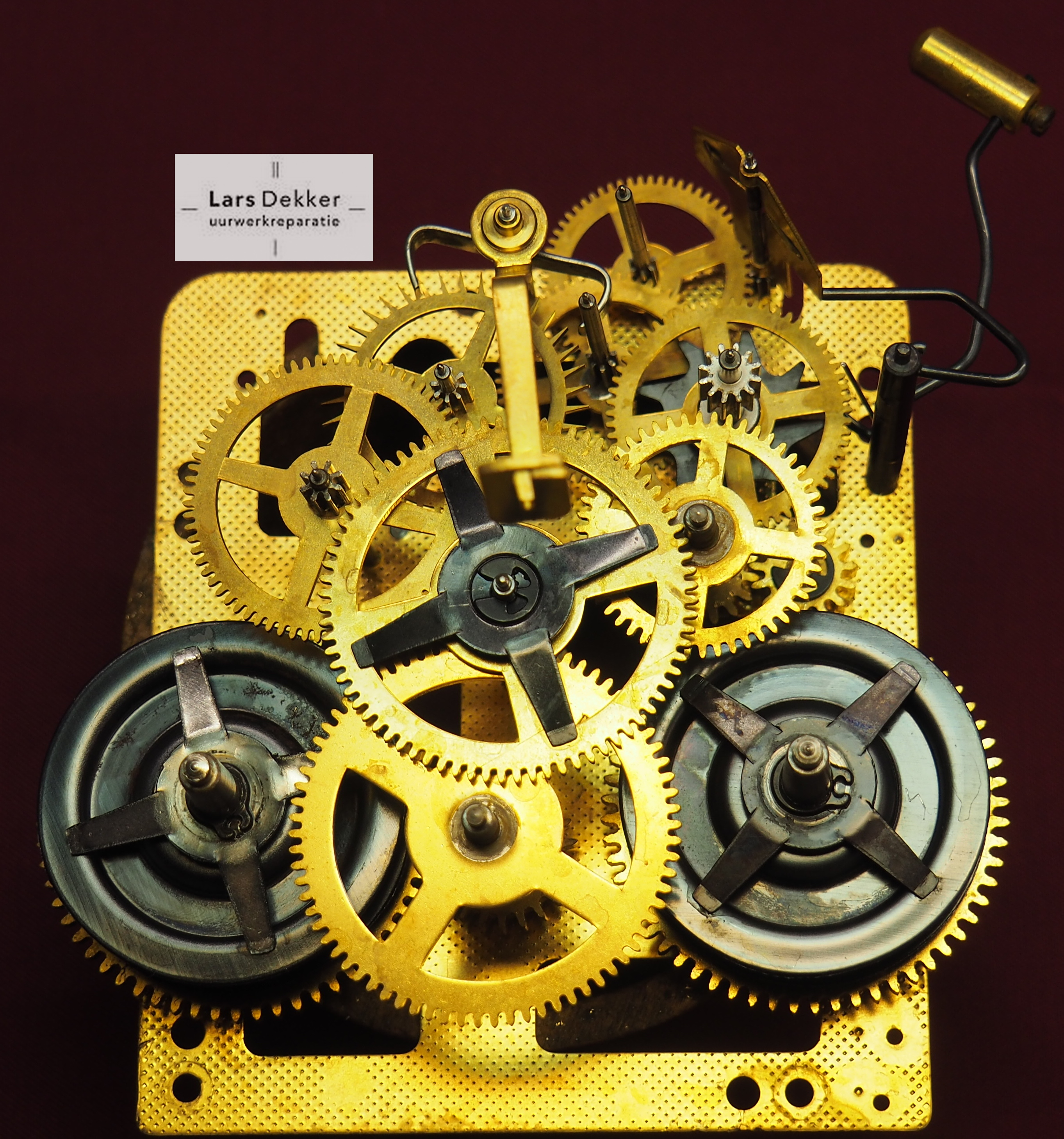 Cursus uurwerkreparatie - Lars Dekker uurwerkreparatie