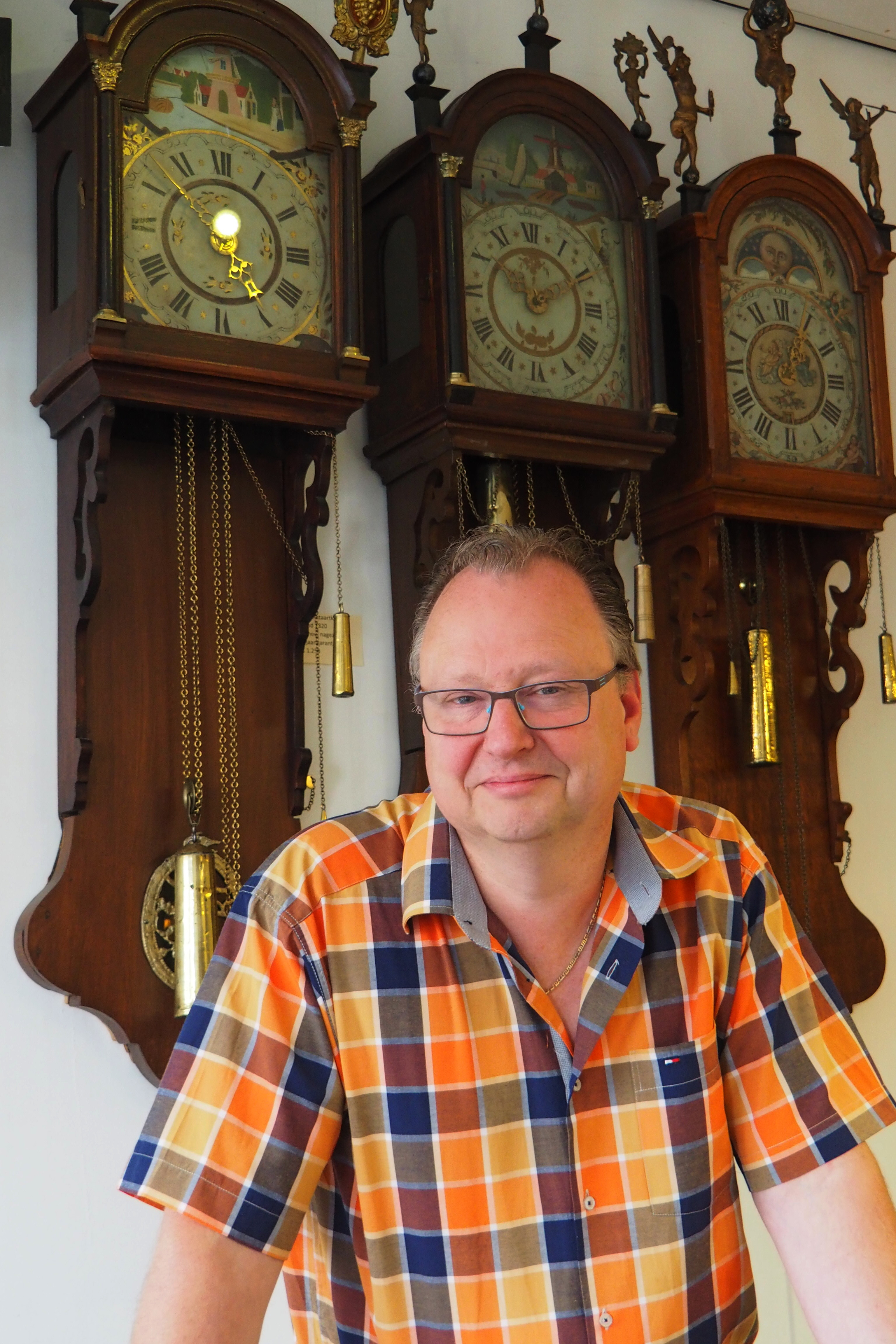 Uurwerkhersteller Lars Dekker